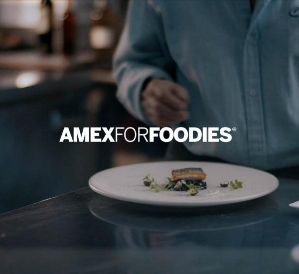 AMEX FOODIES